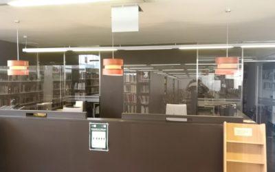 Apertura de la Biblioteca de Barcelona